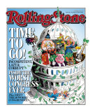 Worst Congress Ever, Rolling Stone no. 1012, November 2006 Photographic Print