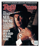 Neil Young , Rolling Stone no. 527, June 1988