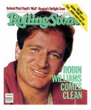 Robin Williams, Rolling Stone no. 378, September 1982