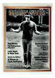 Paul Simon, Rolling Stone no. 113, July 1972