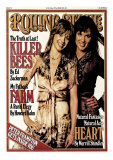 Ann and Nancy Wilson, Rolling Stone no. 244, July 1977