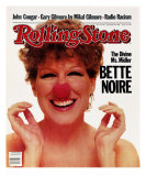Bette Midler, Rolling Stone no. 384, December 1982