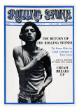 Mick Jagger, Rolling Stone no. 15, August 1968