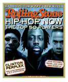 Hip Hop Now, Rolling Stone no. 798, October 1998 Photographic Print