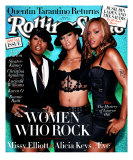 Women Who Rock, Rolling Stone no. 934, October 2003