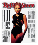 Sharon Stone, Rolling Stone no. 630, May 1992