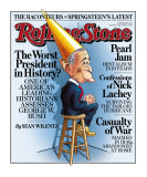 George W. Bush, Rolling Stone no. 999, May 2006 Photographic Print