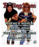 Mike Myers and Dana Carvey, Rolling Stone no. 626, March 1992