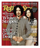 White Stripes, Rolling Stone no. 982, September 2005