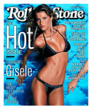 Gisele, Rolling Stone no. 849, September 2000