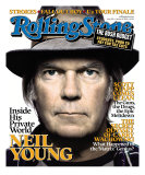 Neil Young, Rolling Stone no. 992, January 2006