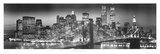 Manhattan Skyline Poster