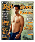 Keanu Reeves, Rolling Stone no. 848, August 2000