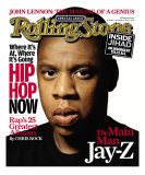 Jay-Z, Rolling Stone no. 989, December 2005 Photographic Print