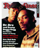 Dr. Dre and Snoop Doggy Dog, Rolling Stone no. 666, September 1993