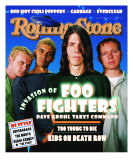 Foo Fighters , Rolling Stone no. 718, October 1995