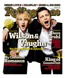Owen Wilson and Vince Vaughn, Rolling Stone no. 979, July 2005