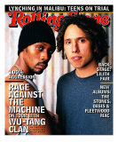 Wu-Tang Clan and Rage Against the Machine, Rolling Stone no. 768, September 1997
