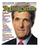 John Kerry, Rolling Stone no. 961, November 2004