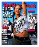 Alicia Keys, Rolling Stone no. 881, October 2001