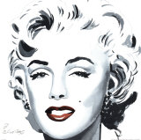 Marilyn Art Print