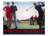 North Berwick, LNER Poster, 1923-1947