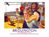 Bridlington: Its Quicker by Rail 1923-1947