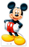 Mickey Mouse Cardboard Cutouts