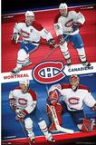 Montreal Canadiens (Saku Koivu, Michael Ryder, Alexei Kovalev, Cristobal Huet)