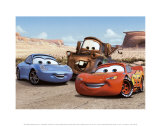 The Cast of Cars