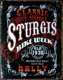 Sturgis 1938 Tin Sign
