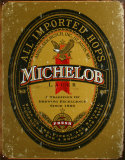 Michelob Tin Sign