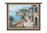 Overlook Cafe Wall Tapestry