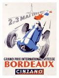 Grand Prix International de Vitesse, Bordeaux
