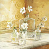 White Flowers and Bottles II
