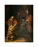 Buy Return of the Prodigal Son at AllPosters.com