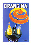 Orangina Art Print