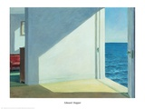 Rooms by the Sea, 1951 Art Print
