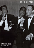 The Rat Pack Giant Poster