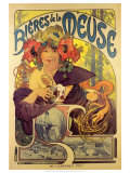 Buy Bieres de la Meuse at AllPosters.com