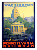 Pennsylvania Railroad, Washington D.C.