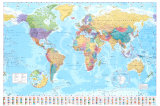 Buy World Map at AllPosters.com
