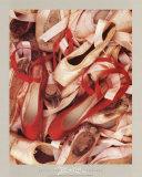 Satin Shoes