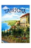Buy Taormina, Sicily, Italy at AllPosters.com