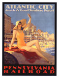 Pennsylvania Railroad, Atlantic City