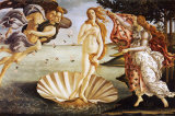 The Birth of Venus, c.1485 Art Print