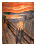Buy The Scream, c.1893 at AllPosters.com
