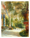 The Palm House Art Print