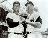 Mickey Mantle & Roger Maris