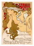 Buy Salon des Cent, 1896 at AllPosters.com